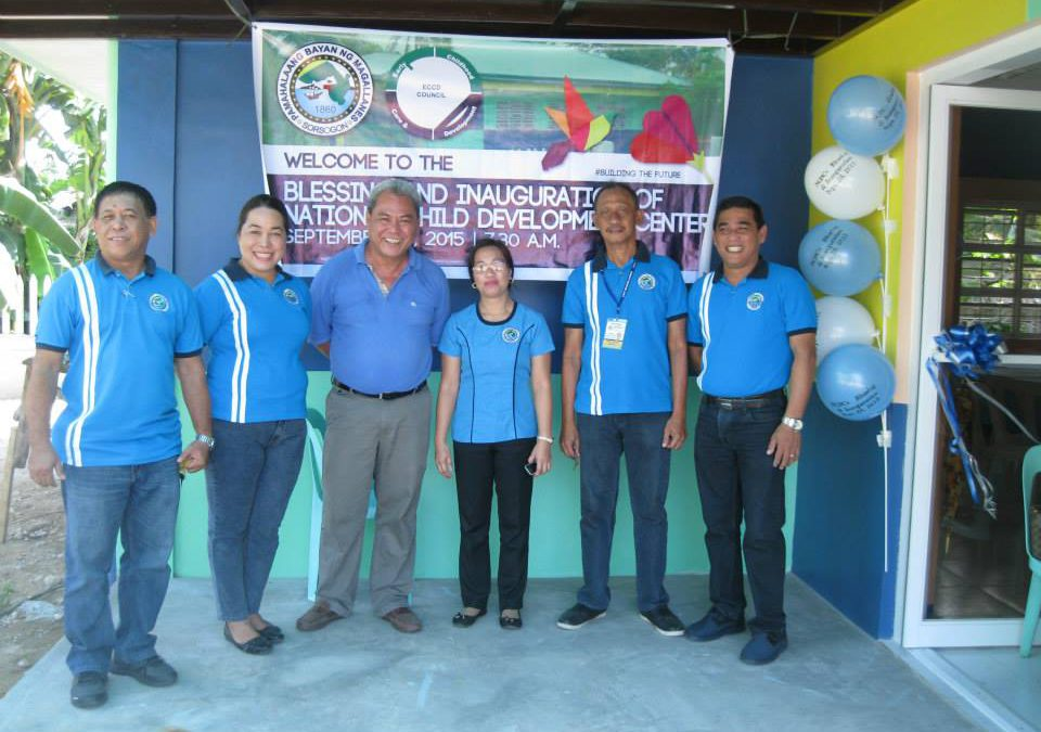 Blessing and Inauguration of National Child Development Center