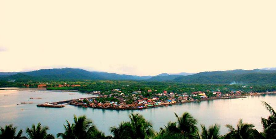 The birth of the hometown Magallanes, Sorsogon