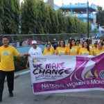 Zumba Dance and Fun Walk on 2017 Women's Month Celebration