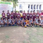 Magallanes Volleyball Team joins the 1st Governor's Sports Cup