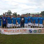 2017 Mayor's Cup Football Tournament