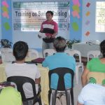 Training on Swine Raising | Increasing Agricultural Productivity Towards Food Security and Poverty Alleviation
