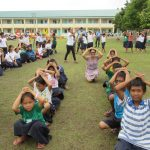 Magallanes BFP, MDRRMC, MERT and PSO conduct earthquake drills in various elementary schools in the municipality