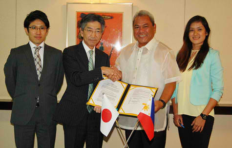 Japan Provides a Community Learning Center in Magallanes, Sorsogon