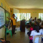 IEC on Schools (Symposium) at Bagatao National High School