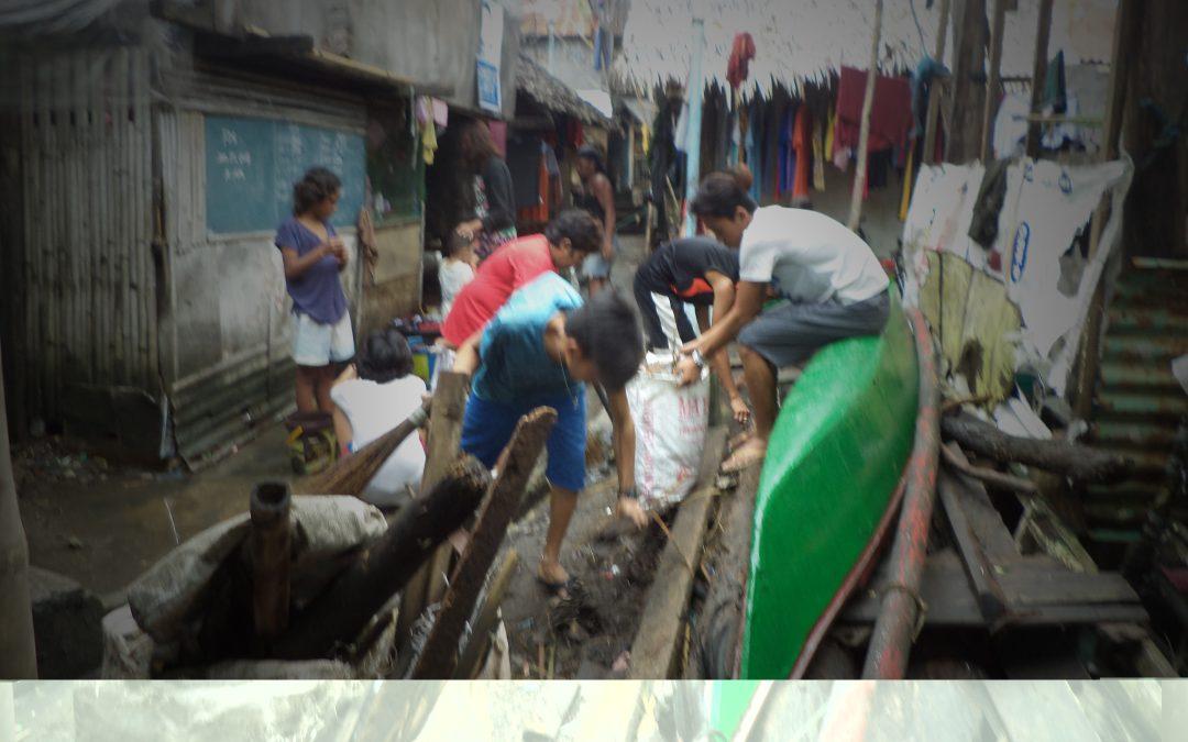 MSWD Food for Work Program in Barangay Bacolod, Magallanes, Sorsogon
