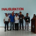 Inauguration and Blessing of Brgy. Sta. Elena Evacuation Center
