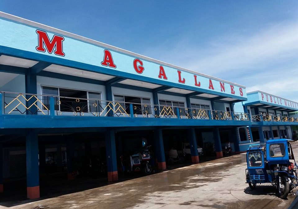 The New Magallanes Public Market