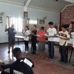 SK Municipal Federation of Magallanes elected and sworn
