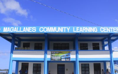 Magallanes Community Learning Center Inaugurated