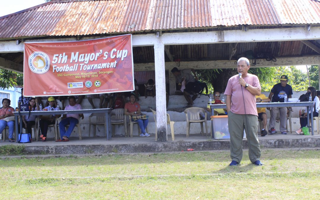 5th Mayor's Cup Summer Football Tournament launched