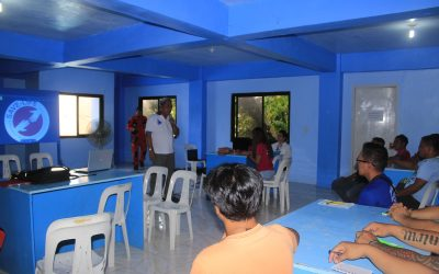Disaster Preparedness and Emergency Medical Responder Training for Magallanes Emergency Response Team