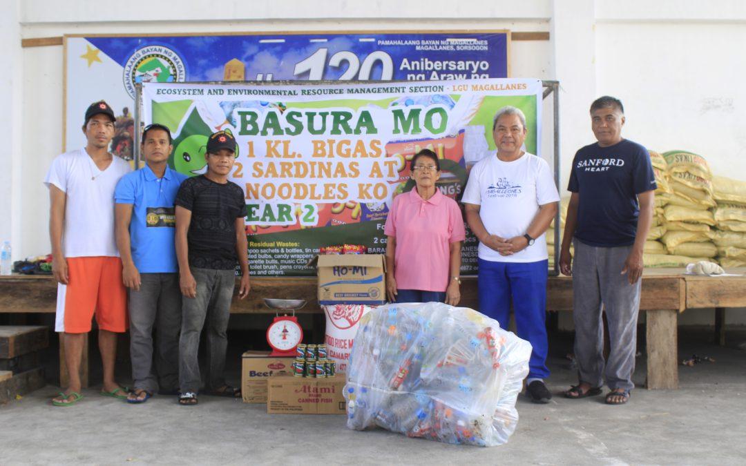 Basura Mo, Isang Kilong Bigas o Dalawang Pirasong Sardinas o Tatlong Noodles Ko Year 2