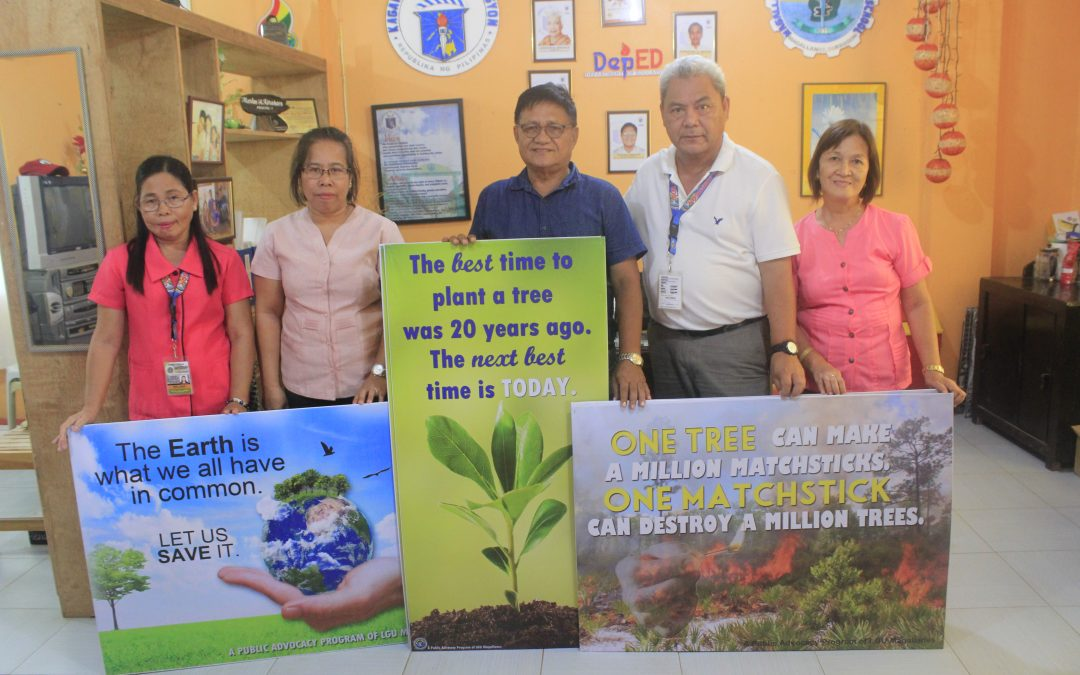 LGU Magallanes IEC on Environmental Protection and Conservation