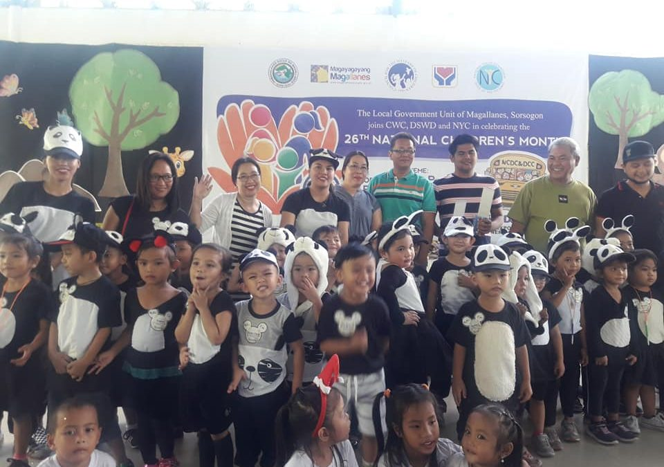 2018 Magallanes Children's Month Celebration