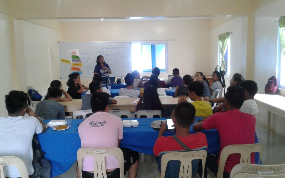 PYAP Inc. Magallanes Chapter conducted its Quarterly Meeting