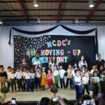 NCDC's 4th Moving-Up Ceremony