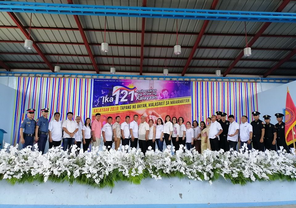 Celebration of the 121st Anniversary of Philippine Independence