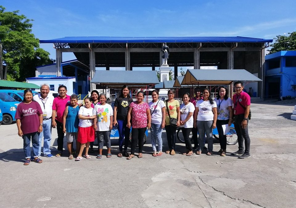 Turn-over of Food Carts: LGU Magallanes Small Livelihood Program 2019