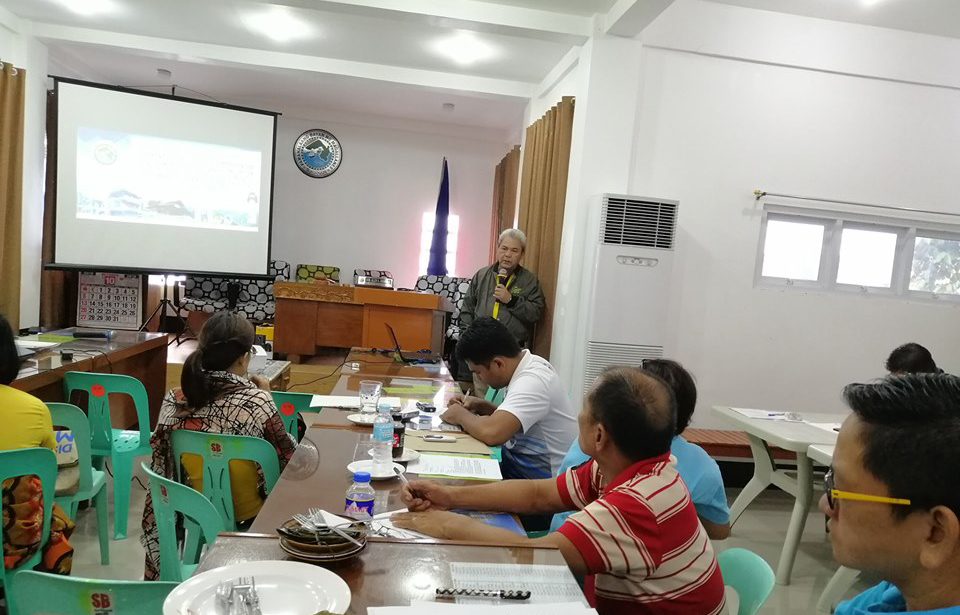 Updating of the 2017-2023 Comprehensive Development Plan (CDP) and Formulation of the 2020-2022 Local Development Investment Program (LDIP) and Executive Legislative Agenda (ELA)