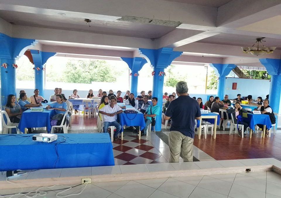 Seminar-Workshop on Strengthening and Capability Building of Barangay Council for the Protection of Children (BCPCs) and School Child Protection Committee