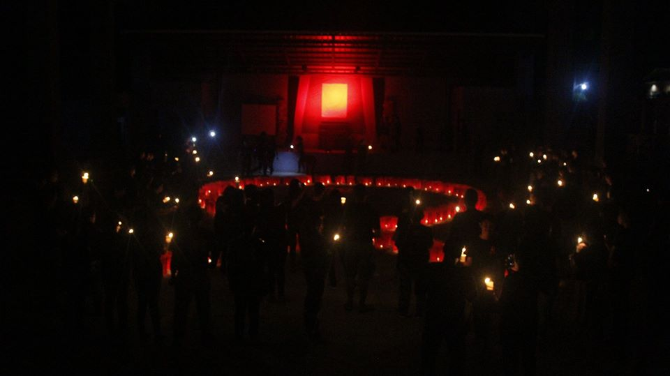 HIV-AIDS Candlelight Memorial
