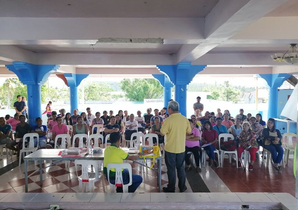 IEC / Consultation with stakeholders of 10 Pilot Barangays and Business Establishments on RA No. 9003, Municipal Ordinance No. 02-2006 & Municipal Ordinance No. 05-2009